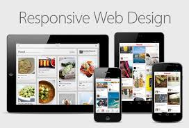 mobile responsive website design in india